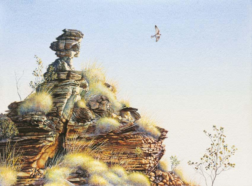 Richard Weatherly Sandstone Spirit